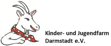Kinder- und Jugendfarm Darmstadt eV Logo